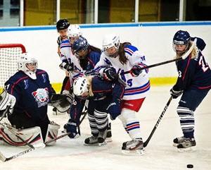 BUS-cupen i damhockey spelas i trollhättan